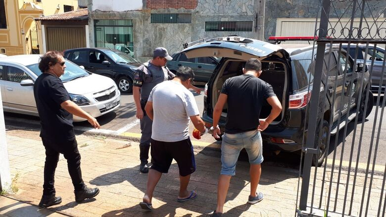 Operação conjunta entre Polícias Militar e Civil prende 21 pessoas - Crédito: Divulgação