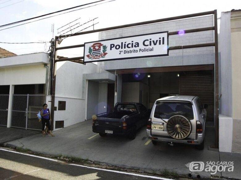 Passageiro assalta ônibus na Vila Pelicano - Crédito: Arquivo/SCA