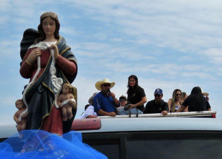 Cavalgada da Desata Nós arrecada R$ 6.485,75 para construção de igreja - Crédito: Divulgação