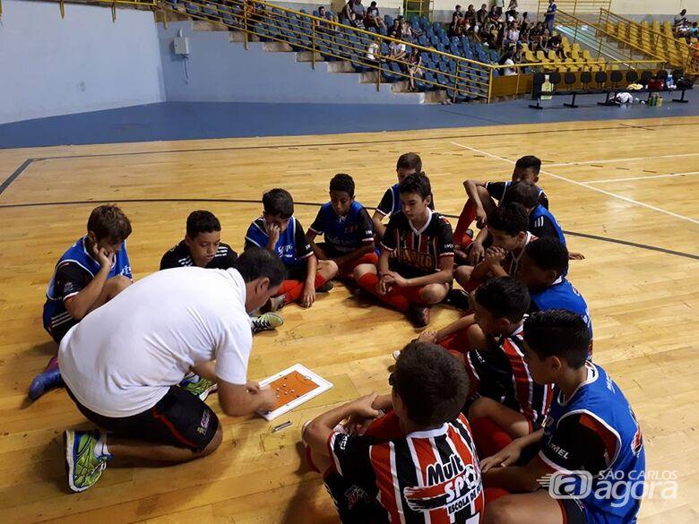 Multi Esporte prepara-se para Copa de Futsal semifinal da Copa Palmeiras - Crédito: Divulgação