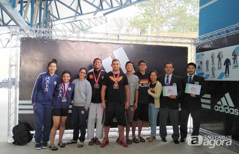 Judocas da Fábrica de Campeões têm final de semana produtivo - Crédito: Divulgação
