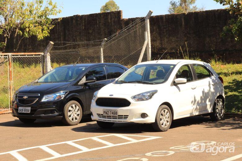 Polícia prende casal acusado de clonar veículos - Crédito: Marco Lúcio