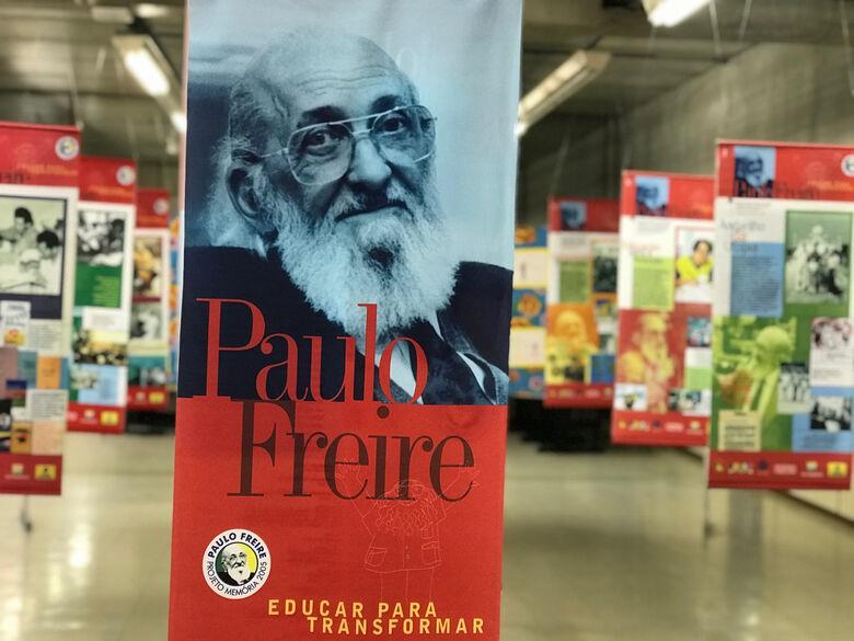 UFSCar apresenta exposições sobre Paulo Freire e de arte em tela - Crédito: Adriana Arruda - CCS/UFSCar