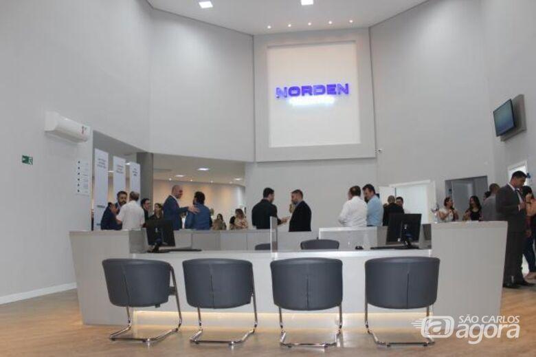 Norden Hospital projeta atingir 100 mil pessoas e parceria com famoso hospital Albert Einstein - Crédito: Abner Amiel/Folha São Carlos e Região