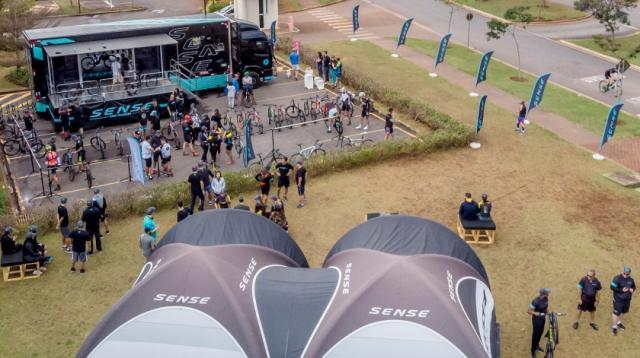 Moradores de São Carlos poderão testar gratuitamente mais de 26 modelos de bicicletas - Crédito: Divulgação