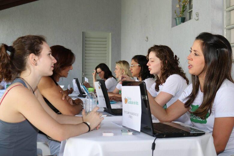 O Lado B(om) do Estresse atinge meta e atende 102 pessoas gratuitamente - Crédito: Divulgação