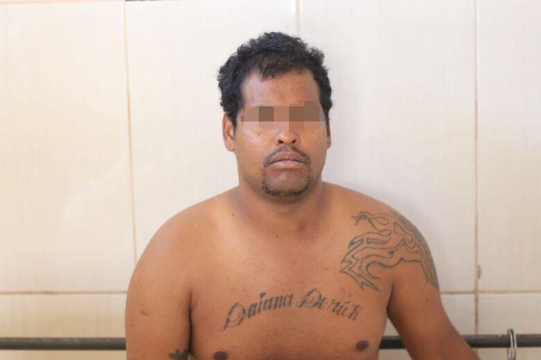 Foragido na Justiça é detido com CNH adulterada - Crédito: Marco Lúcio