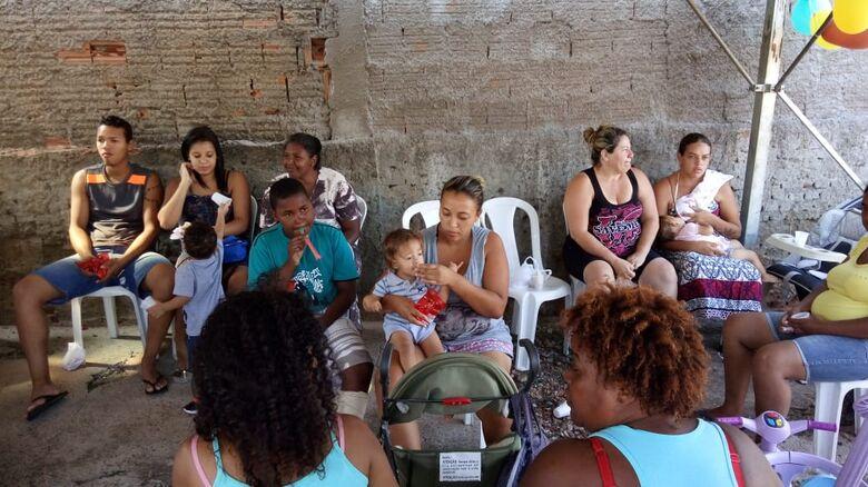 Comerciante prepara festa para 300 crianças no Cruzeiro do Sul - Crédito: Divulgação