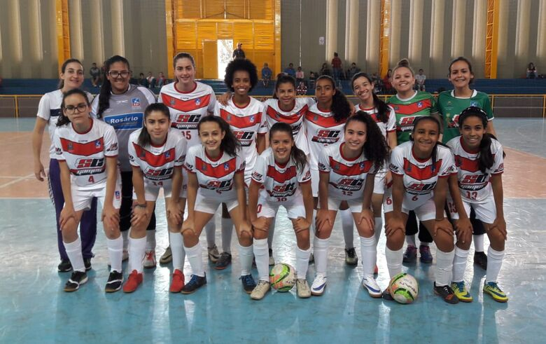 Invictas, equipes da ASF São Carlos encaram Limeira - Crédito: Marcos Escrivani