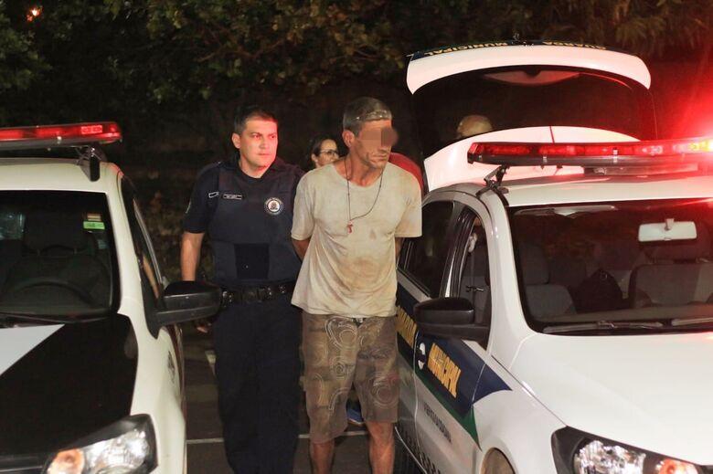 Guarda Municipal prende dupla durante tentativa de furto - Crédito: Marco Lúcio