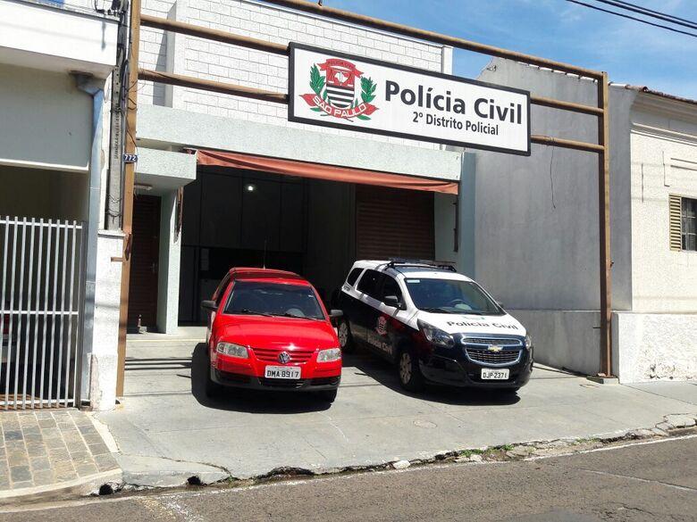 Ladrão leva para-raios do Poupatempo - Crédito: Arquivo/SCA