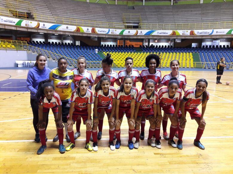 Meninas da Asf São Carlos ficam no empate e sub21 masculino perde - Crédito: Marcos Escrivani