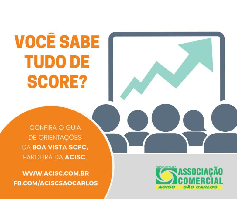 Score pode ser aliado na hora de conseguir crédito - Crédito: Divulgação