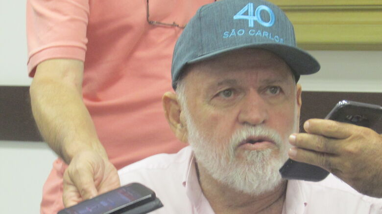 Ministério Público pede afastamento de Airton Garcia - Crédito: Arquivo/SCA