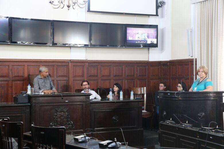 Secretaria Municipal de Saúde apresenta relatórios do quadrimestre - Crédito: Divulgação