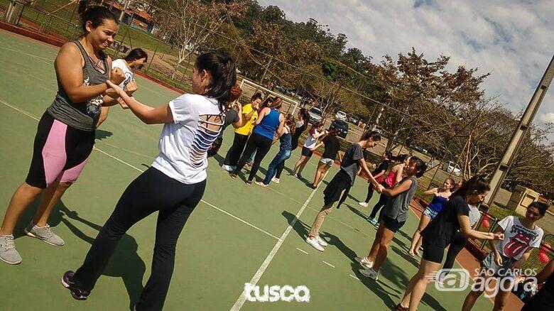 Tusca Social promove II Aulão de Defesa Pessoal - Crédito: Divulgação