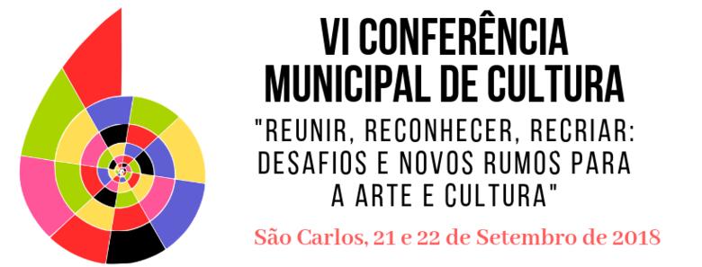 Conselho de Cultura realizará a Conferência Municipal -