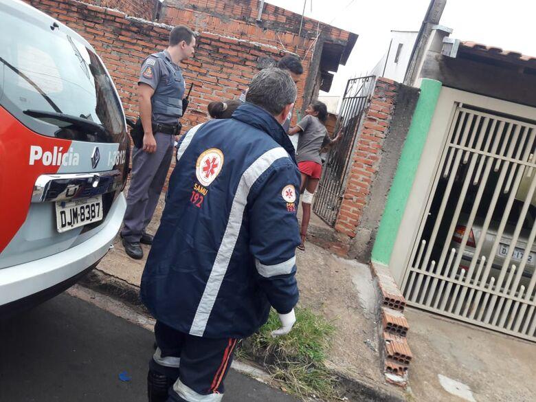 Mulher é esfaqueada no Cidade Aracy - Crédito: Maycon Maximino