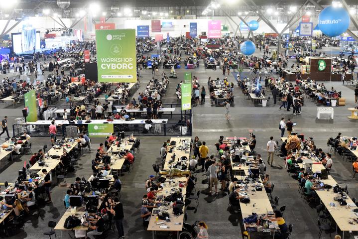 ICMC e Campus Party estabelecem parceria - Crédito: Divulgação