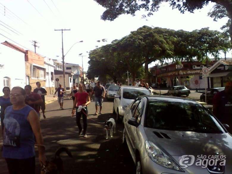 1ª Cãominhada da Vila Nery será no dia 21 de outubro - Crédito: Arquivo/SCA