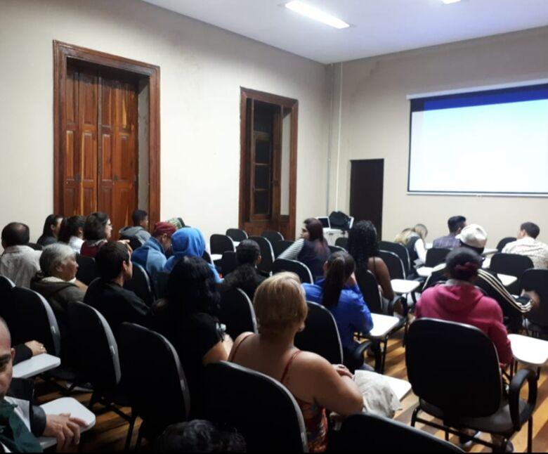 Conselho Tutelar participa de Ciclo de Formação - Crédito: Divulgação