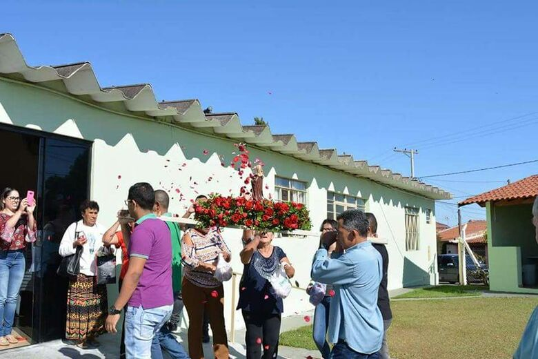 Santa Teresinha do Menino Jesus terá festa religiosa em São Carlos - Crédito: Divulgação