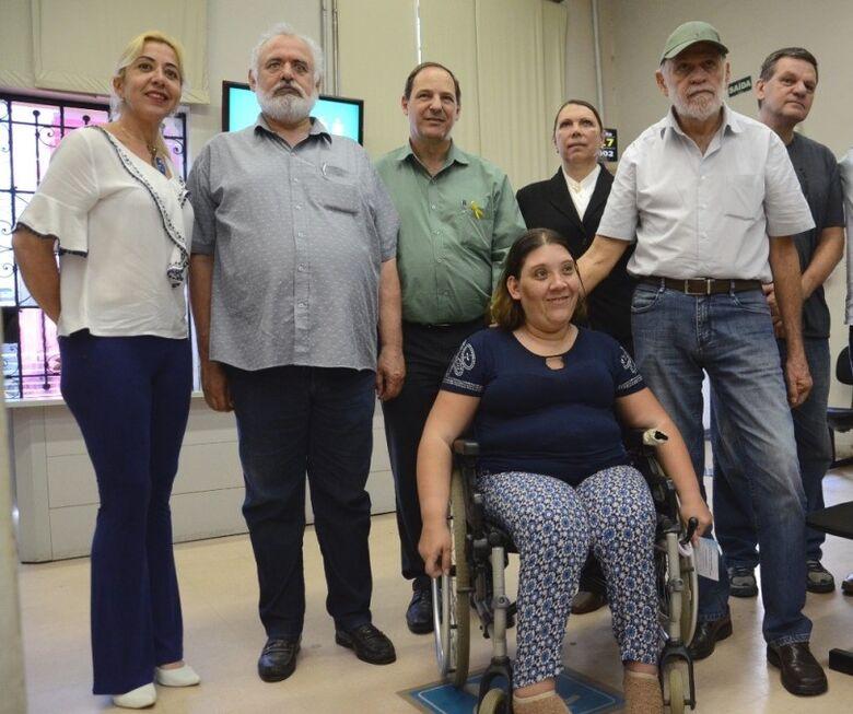 """Dia """"D"""" oferece 14 vagas de emprego e encaminha 38 pessoas com deficiência para processo seletivo - Crédito: Divulgação"""
