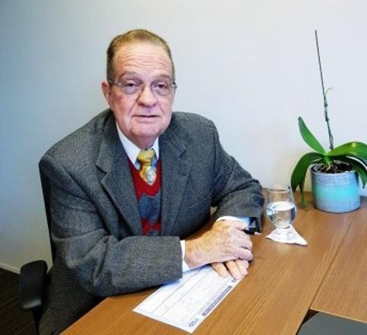 Eurípedes Sales receberá título de Cidadão Honorário de São Carlos - Crédito: Divulgação