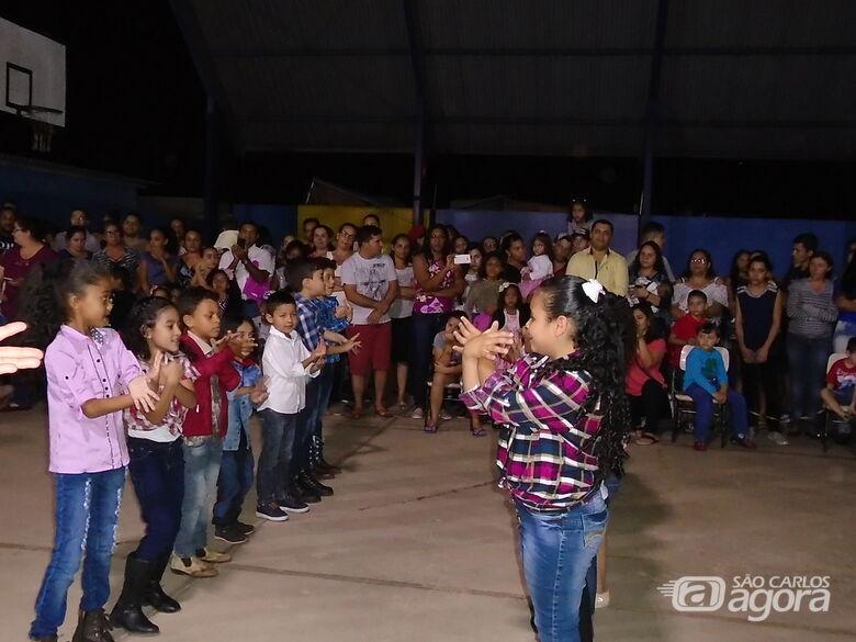 Escolas municipais de Ibaté realizam a Festa da Família - Crédito: Divulgação