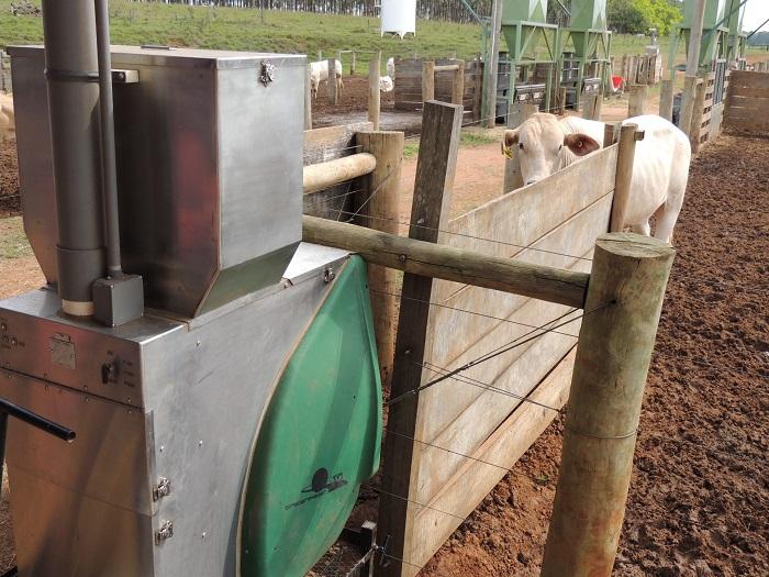 Rede de pesquisa conhece pecuária de precisão em São Carlos - Crédito: Ana Maio