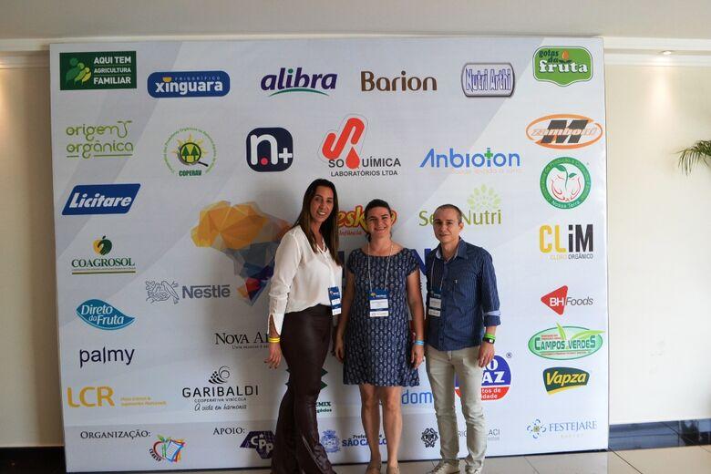 Ibaté participa de Encontro Nacional de Alimentação Escolar - Crédito: Divulgação