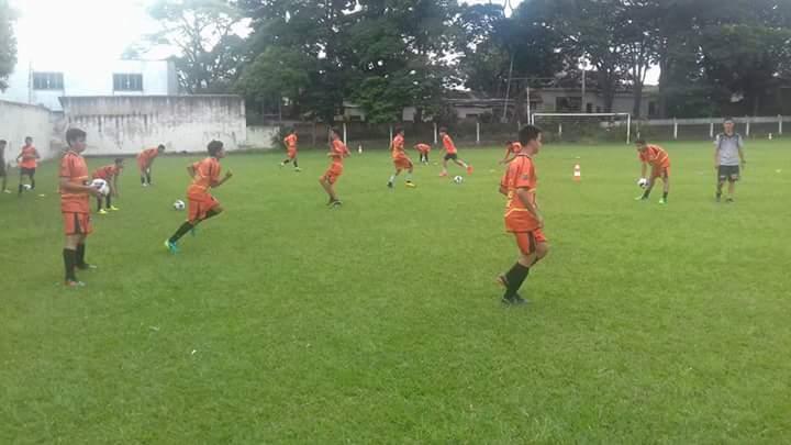 Multi Esporte inicia preparação para os jogos da Copa Lefemara - Crédito: Divulgação