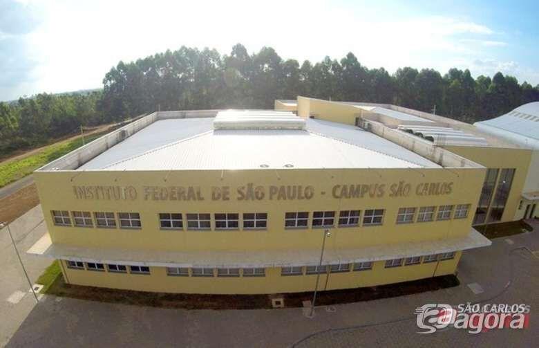 IFSP de São Carlos oferecerá cursos de Engenharias Aeronáutica, Software e Administração - Crédito: Divulgação