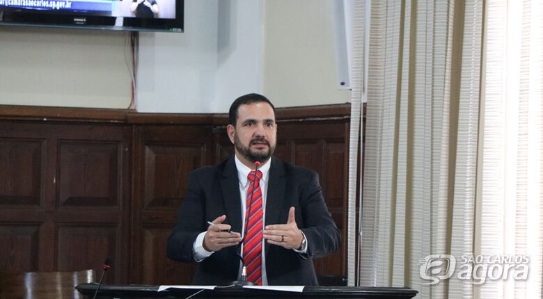 Prefeitura atende pedido de Julio Cesar e realizará melhorias defronte ao AME - Crédito: Divulgação