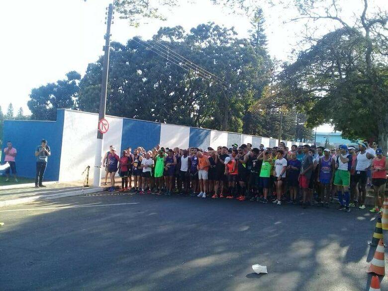 Ibaté realiza 6ª etapa Campeonato Corrida Treino de Rua - Crédito: Divulgação