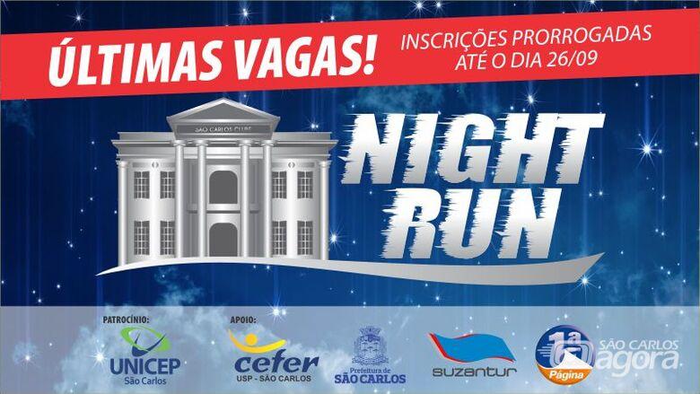 Suzantur altera itinerário de ônibus durante a realização da Night Run em São Carlos -