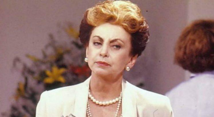 "Morre a atriz Beatriz Segall, a Odete Roitman de ""Vale Tudo"" - Crédito: Internet"
