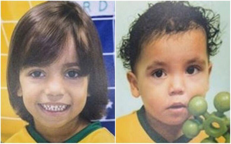 Após sequestrar filhos, pai e crianças são encontrados mortos em matagal no interior de SP - Crédito: Divulgação