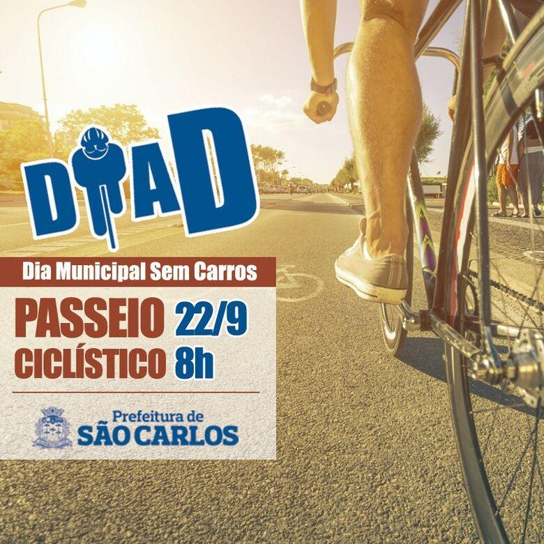 Ciclistas vão parar as Avenidas Getúlio Vargas e São Carlos -