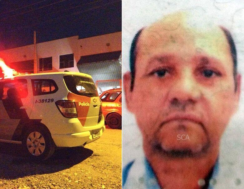 Eletricista morre ao cair de andaime - Crédito: Luciano Lopes
