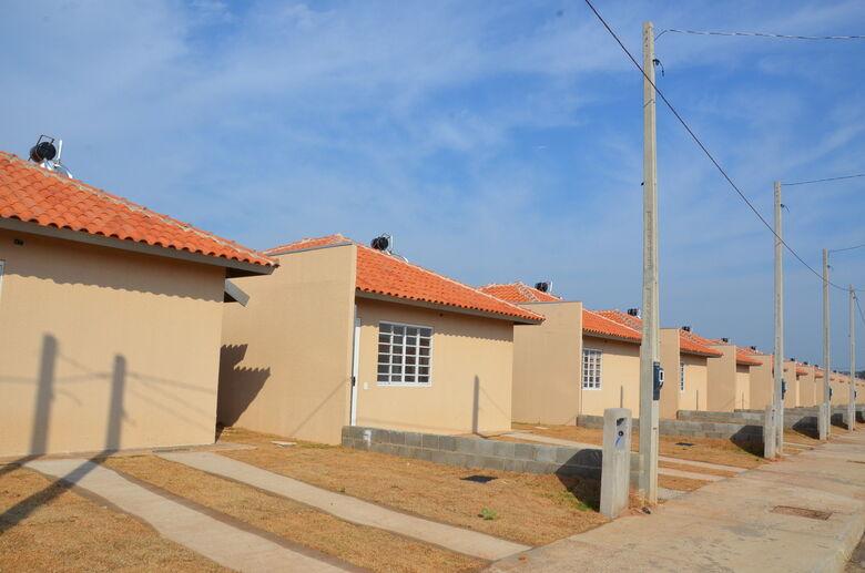 Prefeitura: mais de 760 casas populares serão construídas na região da Água Fria - Crédito: Divulgação