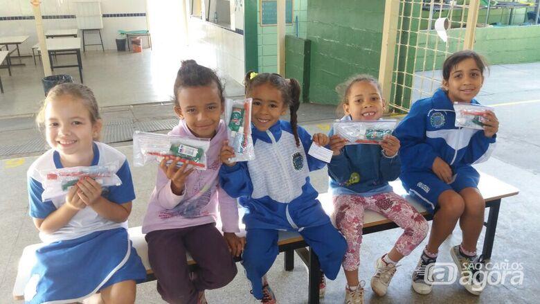 Escolas municipais ficam acima da meta do Ideb em Ibaté - Crédito: Divulgação