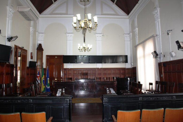 Câmara Municipal realiza audiências públicas nesta quinta e sexta - Crédito: Divulgação