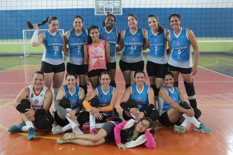 Objetivo/Illic/Smel joga para ser finalista na Copa AABB - Crédito: Marcos Escrivani