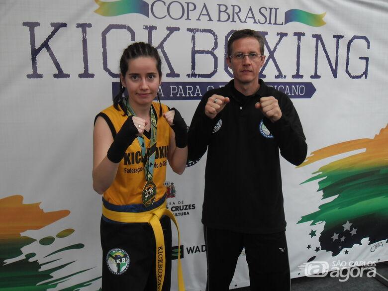Atleta de São Carlos vence e garante vaga no Pan - Crédito: Divulgação