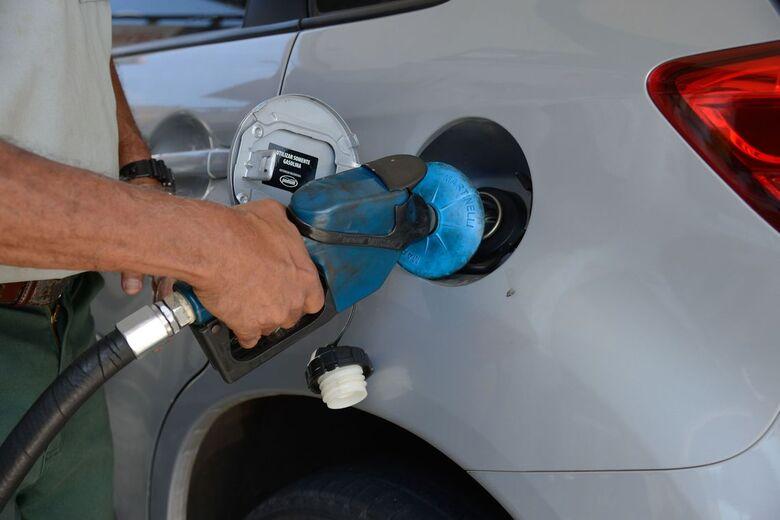 Com alta de 1,68% anunciada para amanhã, gasolina tem recorde de preço - Crédito: Tomaz Silva/Agência Brasil