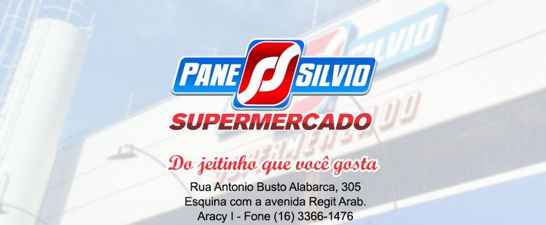 Jornal de ofertas do supermercado PANE SILVIO -