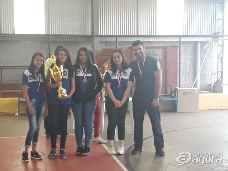Atletas de Ibaté conquistam 3° lugar nos Jogos Escolares - Crédito: Divulgação