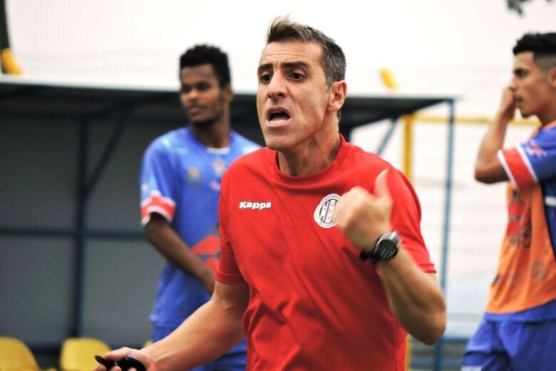 Florentino espera decisão da FPF para o futuro; Lobão quer disputar a Copa São Paulo - Crédito: Gustavo Curvelo/Divulgação