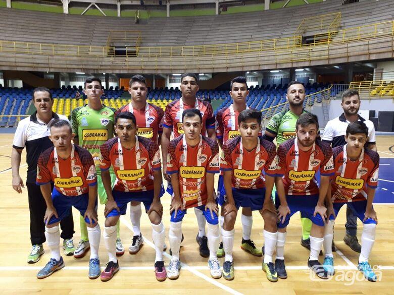 São Carlos Futsal aplica a segunda goleada na Copa Sul Minas - Crédito: Marcos Escrivani